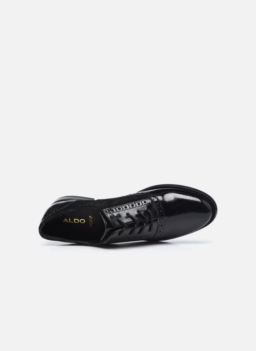 Chaussures à lacets Aldo KAOAWEN Noir vue gauche