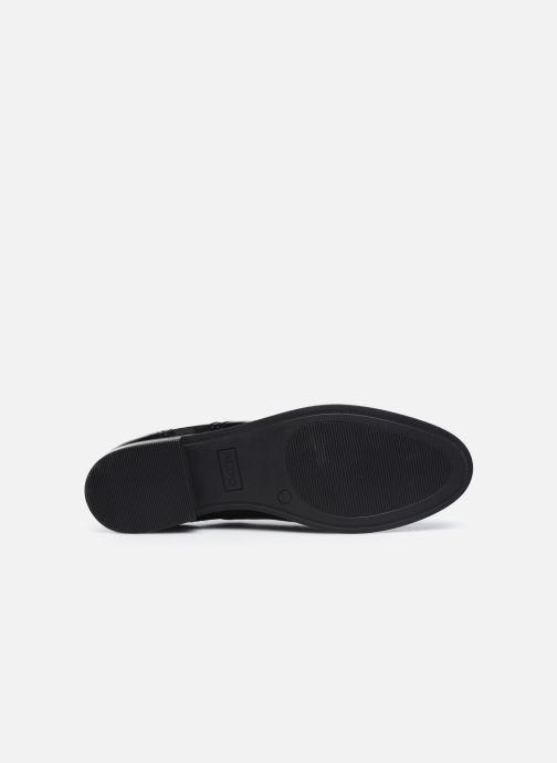 Chaussures à lacets Aldo KAOAWEN Noir vue haut