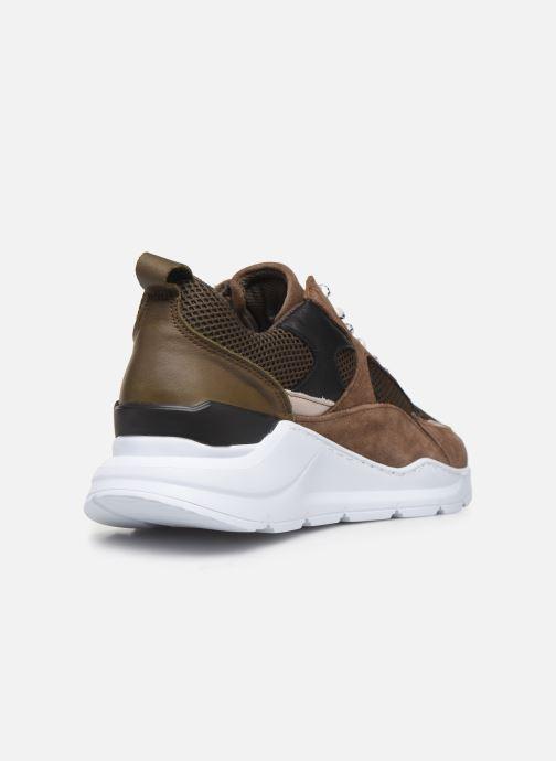 Sneakers Mr SARENZA Nobela Verde immagine frontale