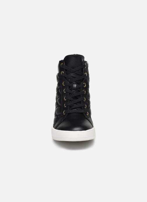 Sneaker Aldo AFIRAVIA schwarz schuhe getragen