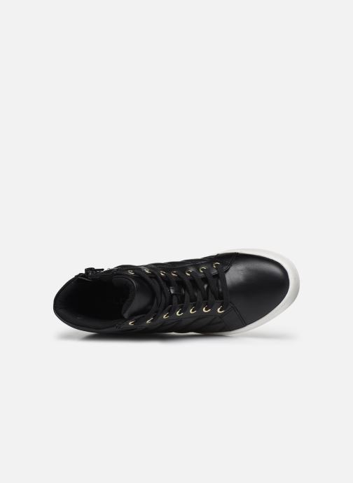 Sneaker Aldo AFIRAVIA schwarz ansicht von links