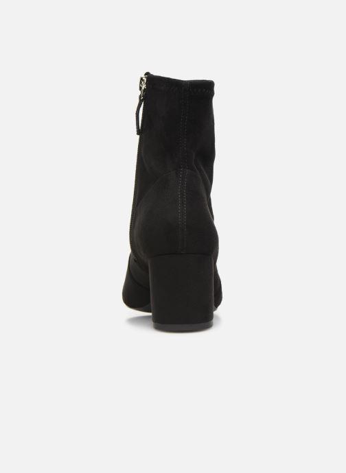 Bottines et boots Aldo EOWAODIA Noir vue droite