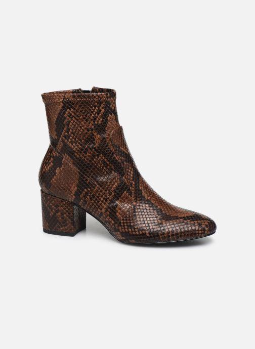 Bottines et boots Aldo EOWAODIA Marron vue détail/paire