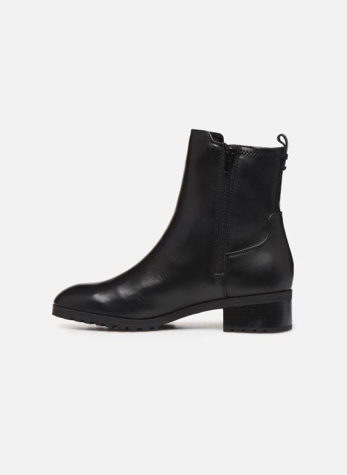 Bottines et boots Aldo MALINIA Noir vue face