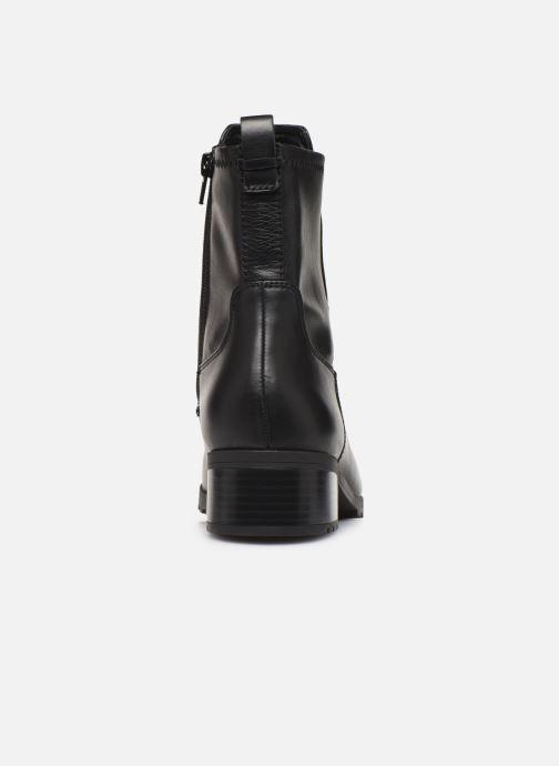 Bottines et boots Aldo MALINIA Noir vue droite