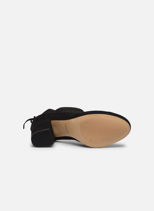 Bottines et boots Aldo DOMINICAA Noir vue haut
