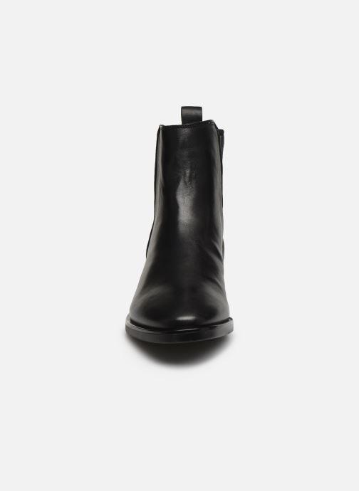 Bottines et boots Aldo CADYDDA Noir vue portées chaussures