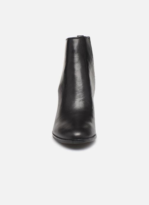 Bottines et boots Aldo PESSA Noir vue portées chaussures