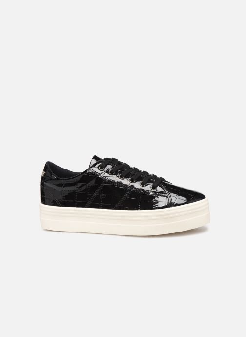 Baskets No Name Plato Sneaker Print Croco Noir vue derrière