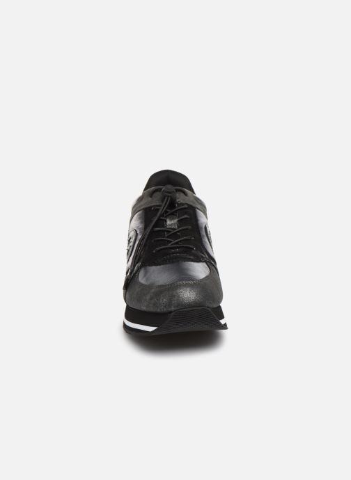 Baskets No Name Parko Jogger Glow/Stein Noir vue portées chaussures