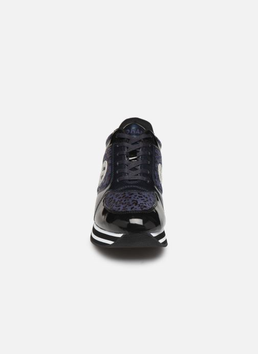 Sneakers No Name Parko Jogger Patent/Jane Blauw model