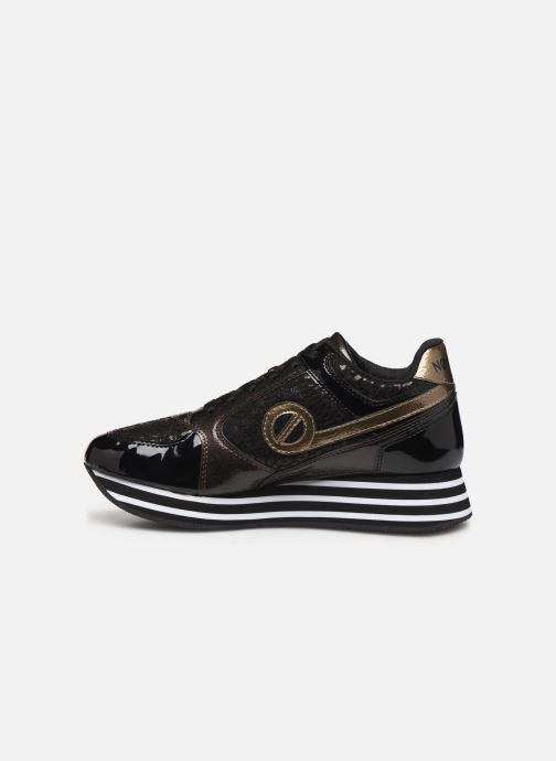 Sneakers No Name Parko Jogger Patent/Jane Zwart voorkant