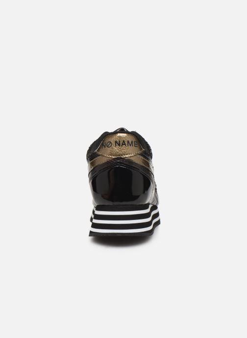 Sneakers No Name Parko Jogger Patent/Jane Zwart rechts