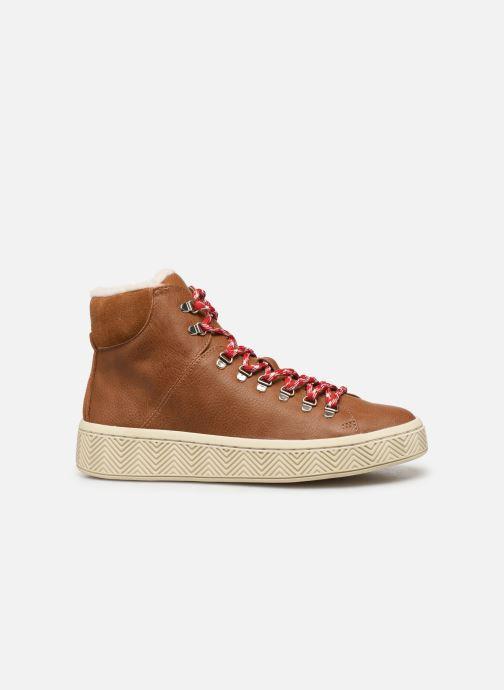 Chaussures de sport No Name Ginger Mid Soft Grain Marron vue derrière