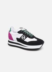 Sneakers Kvinder Flex Jogger Cowsuede/Nylon
