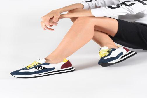 Sneakers No Name Flex Jogger Cowsuede/Nylon Multi se forneden