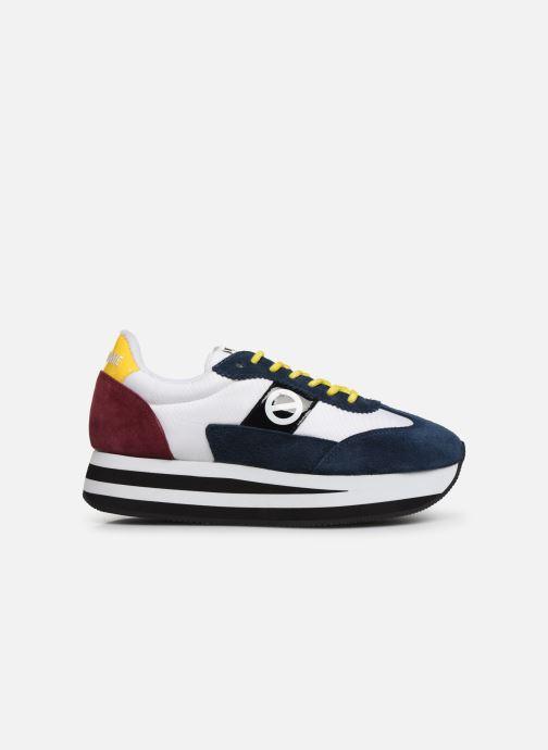 Sneakers No Name Flex Jogger Cowsuede/Nylon Multi se bagfra