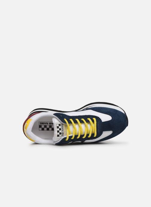 Sneakers No Name Flex Jogger Cowsuede/Nylon Multi se fra venstre