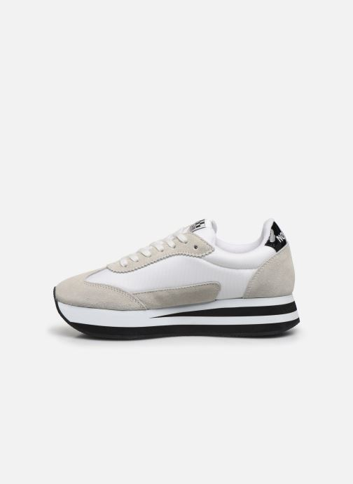 Trainers No Name Flex Jogger NylonSplit White front view