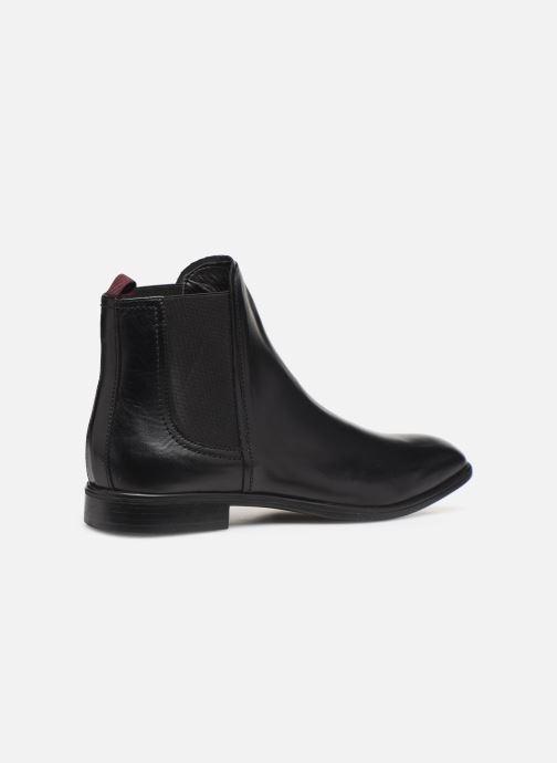 Bottines et boots Mr SARENZA Mafioso Noir vue face