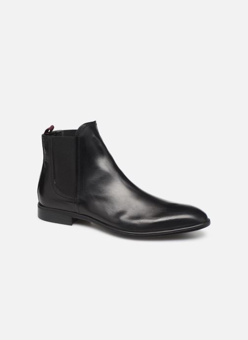 Ankle boots Mr SARENZA Mafioso Black view from the right