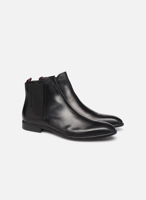 Ankle boots Mr SARENZA Mafioso Black back view