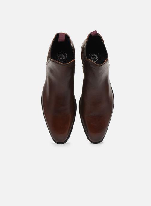 Bottines et boots Mr SARENZA Mafioso Marron vue portées chaussures