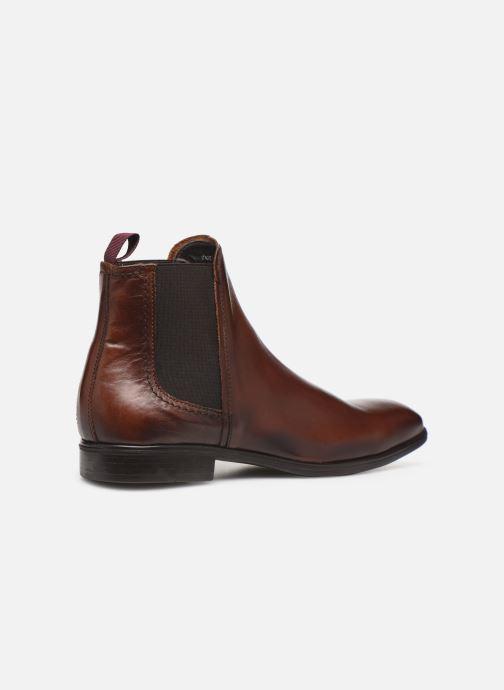 Bottines et boots Mr SARENZA Mafioso Marron vue face