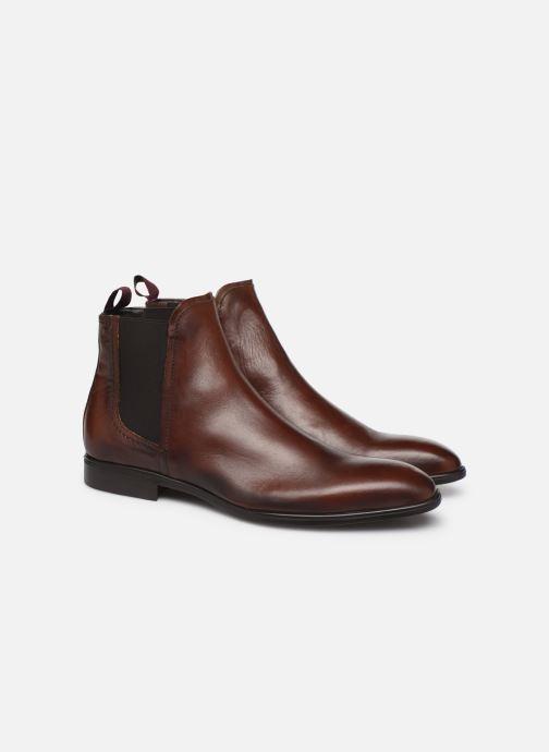 Boots en enkellaarsjes Mr SARENZA Mafioso Bruin achterkant