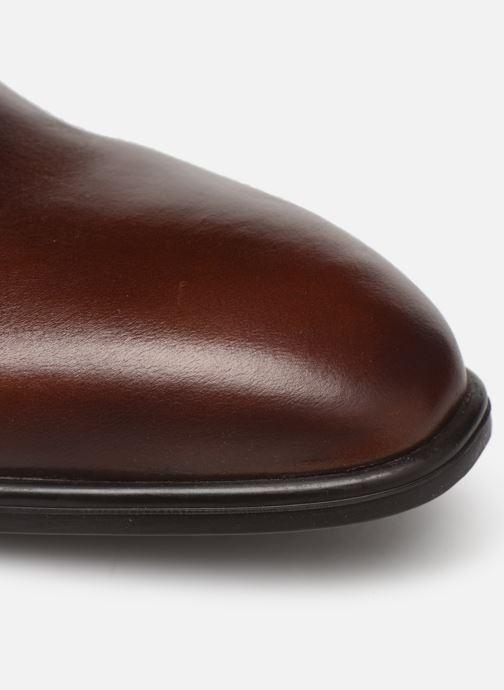Bottines et boots Mr SARENZA Mafioso Marron vue gauche