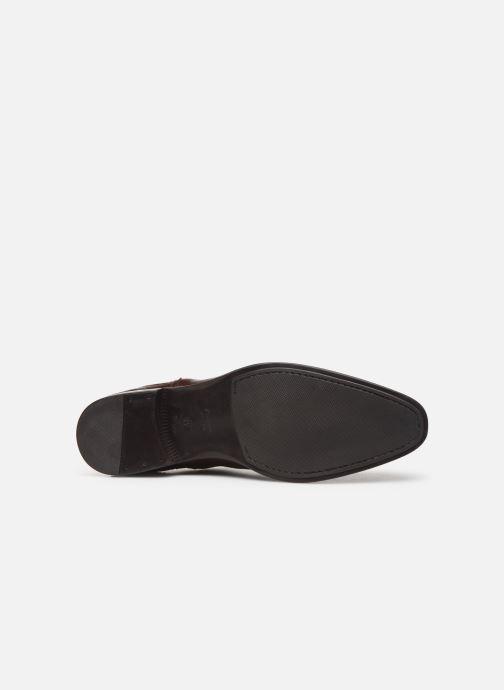 Stiefeletten & Boots Mr SARENZA Mafioso braun ansicht von oben