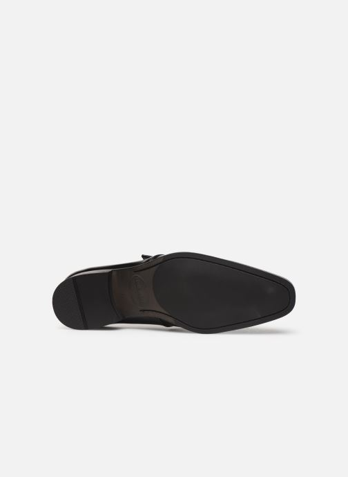 Loafers Brett & Sons DANY Black view from above