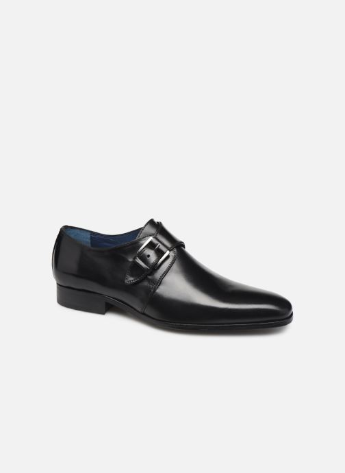 Loafers Brett & Sons DANY Black detailed view/ Pair view