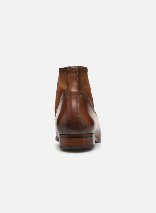 Bottines et boots Brett & Sons CHUCK Marron vue droite