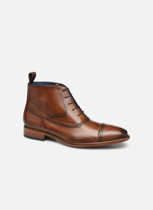 Bottines et boots Brett & Sons SAN Marron vue détail/paire