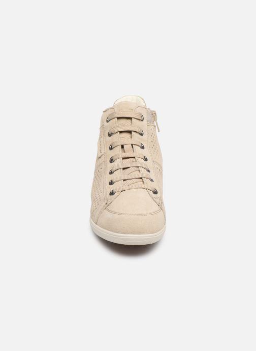 Sneakers Geox D MYRIA B D8268B Beige model