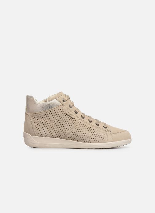 Sneakers Geox D MYRIA B D8268B Beige achterkant