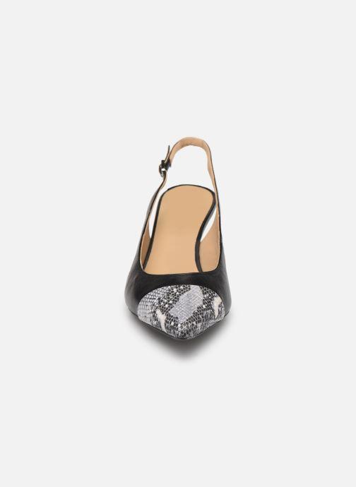 Escarpins Geox D BIBBIANA E D829CE Noir vue portées chaussures