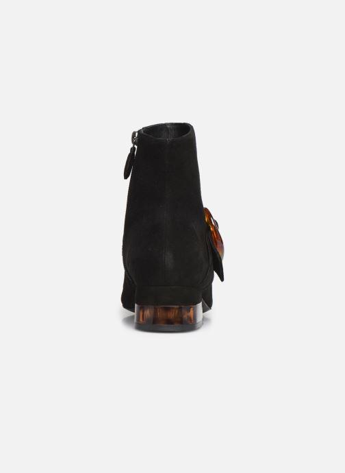Bottines et boots Bruno Premi BY1201X Noir vue droite