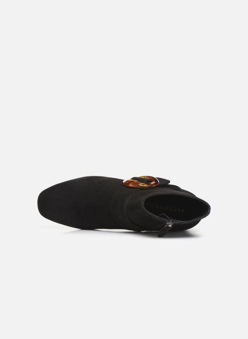 Bottines et boots Bruno Premi BY1201X Noir vue gauche