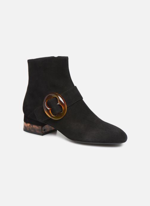 Boots en enkellaarsjes Bruno Premi BY1201X Zwart detail