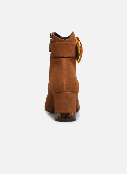 Bottines et boots Bruno Premi BY1601X Marron vue droite