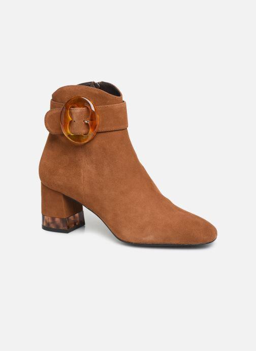 Bottines et boots Bruno Premi BY1601X Marron vue détail/paire
