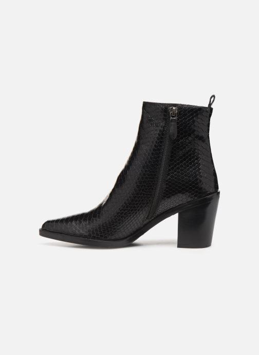 Stiefeletten & Boots Bruno Premi BY6605X schwarz ansicht von vorne