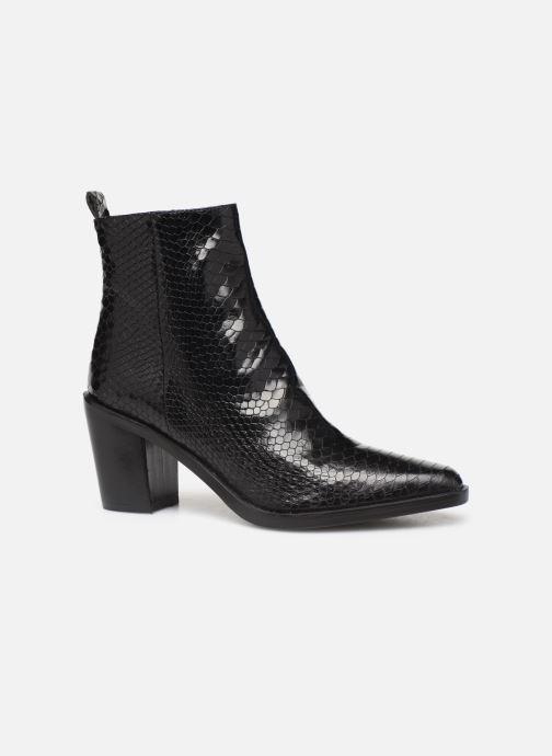 Stiefeletten & Boots Bruno Premi BY6605X schwarz ansicht von hinten