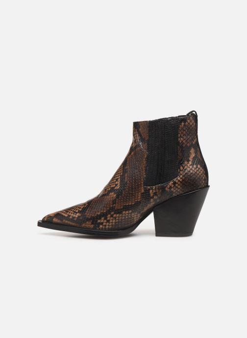 Stiefeletten & Boots Bruno Premi BY6305X braun ansicht von vorne