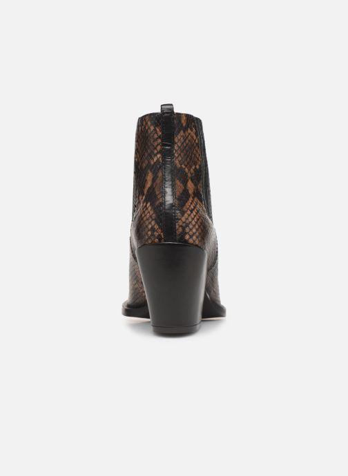 Stiefeletten & Boots Bruno Premi BY6305X braun ansicht von rechts
