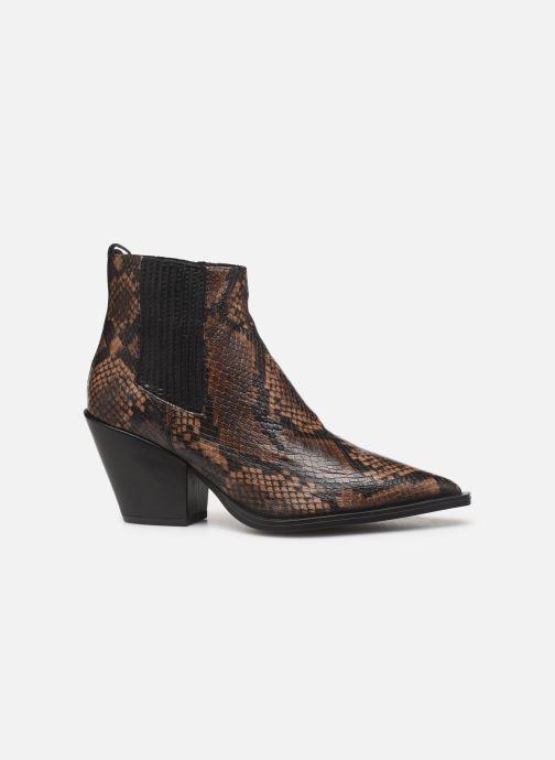 Stiefeletten & Boots Bruno Premi BY6305X braun ansicht von hinten
