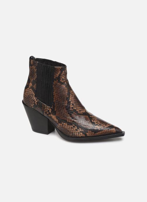 Bottines et boots Bruno Premi BY6305X Marron vue détail/paire