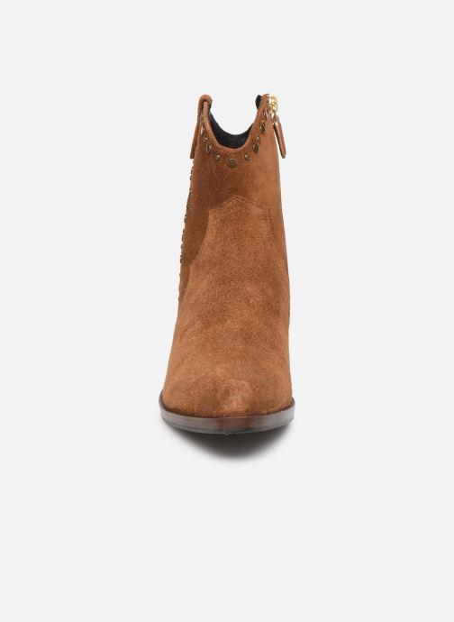 Bottines et boots Bruno Premi BY6202X Marron vue portées chaussures